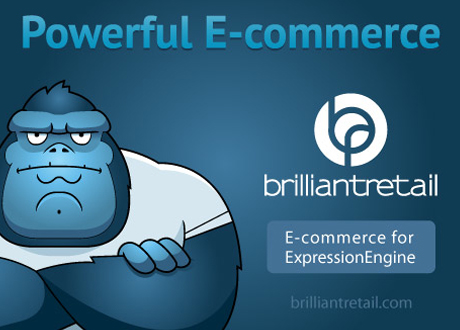 E-commerce Development with BrilliantRetail