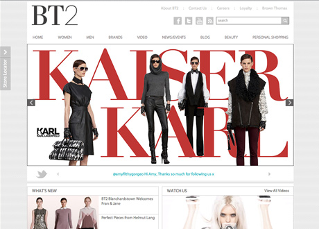 Framework Design launch new website for BT2