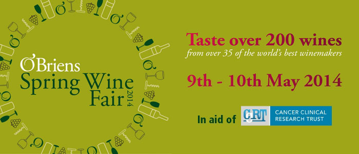O'Briens Spring Wine Fair 2014