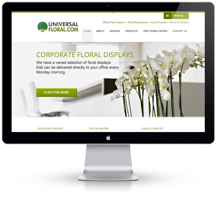 Universal Floral Case Study