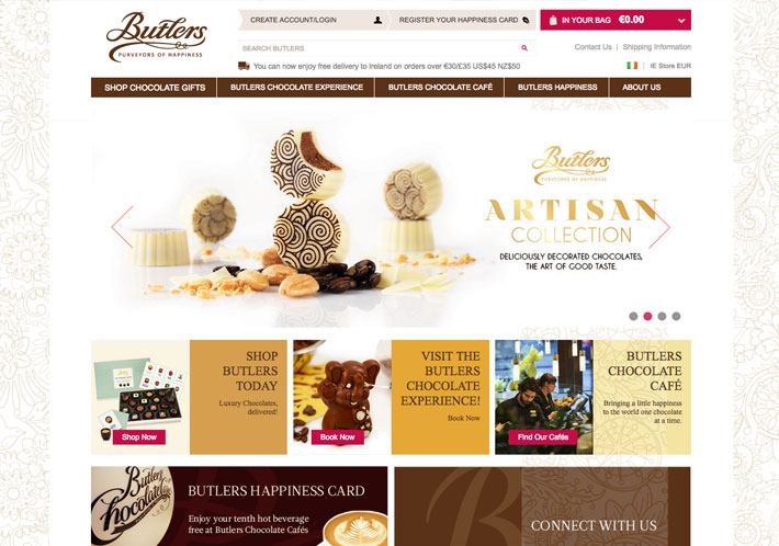 Butlers Chocolates  Case Study