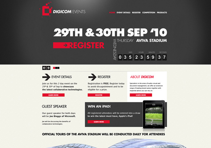 Digicom Case Study