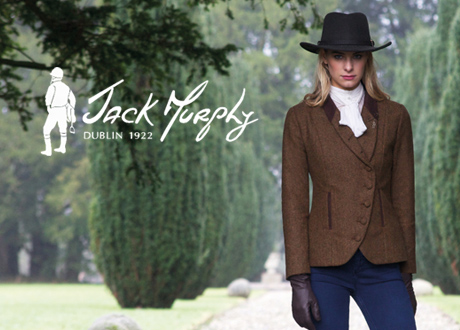 New Lifestyle Website for Jack Murphy Clothing