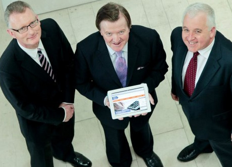 Small Business Finance Website Launched by Minister John Perry TD