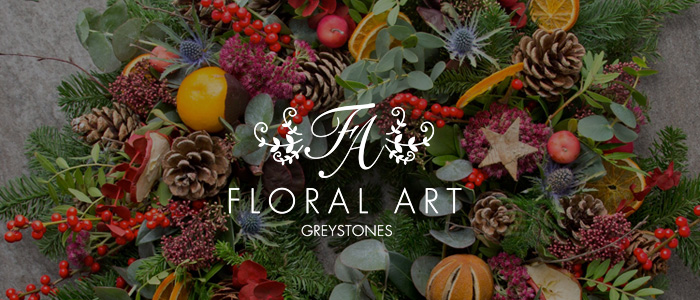 Floral Art release new Christmas range