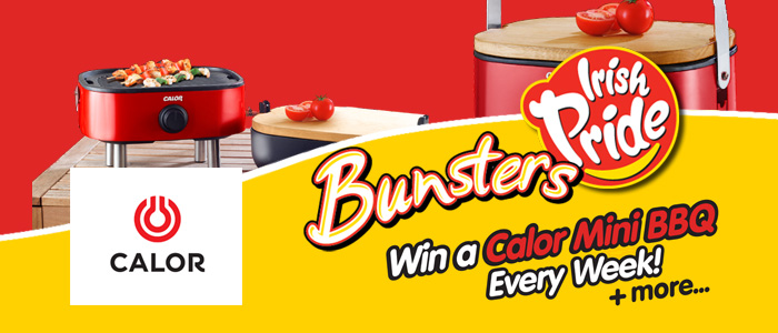 Win a Mini BBQ Weekly