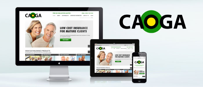 New Website Offers Low Cost Insurance for Mature Clients