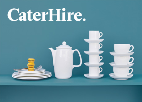 New eCommerce Website for Caterhire
