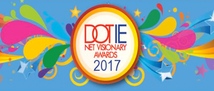 DOT IE Net Visionary Awards - We've Been Shortlisted!