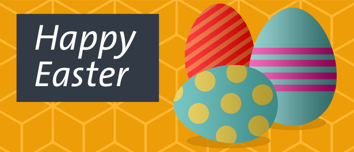 Happy Easter from all at Framework Design