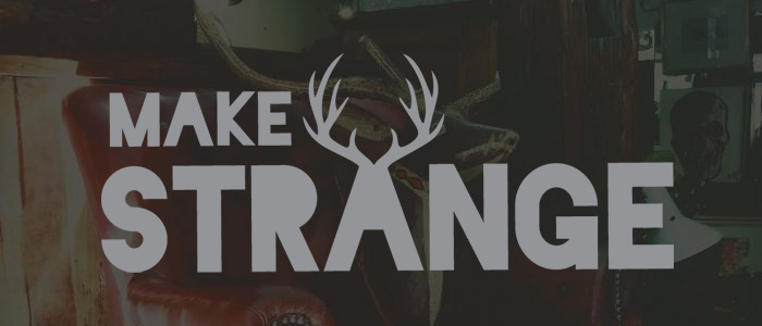 Framework Launch New Portfolio Website for Make Strange