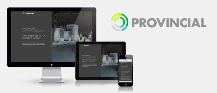 Provincial Branding & Website Redesign