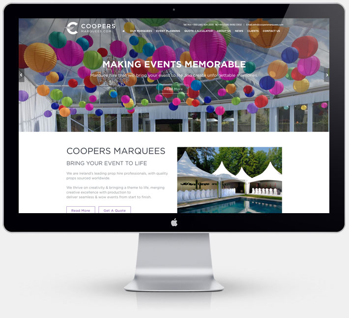 Coopers Marquees